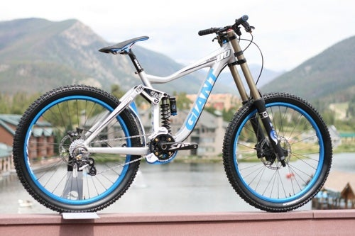 While not cheap, the Glory 0's $5,350 price tag gets a bike that can legitimately win a World Cup out of the box. <i>Photo by Matt Pacocha</i>