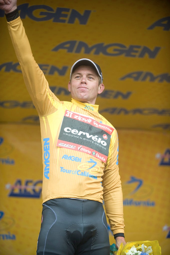 Lancaster in gold at ATOC