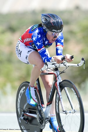 Reigning TT champ Jessica Phillips will be back to defend her jersey