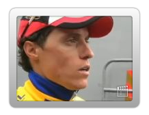 2010 Tour de France stage 2, Sylvain Chavanel interview