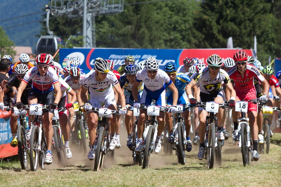Val di Sole was the second-to-last race in the 2010 World Cup. The Finale is in Windham, New York
