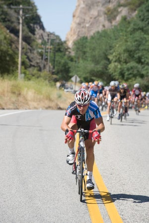 Stage 1, 2010 Tour of Utah, Mike Friedman