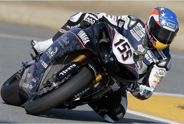 Ben Bostrom working at his day job. Courtesy photo