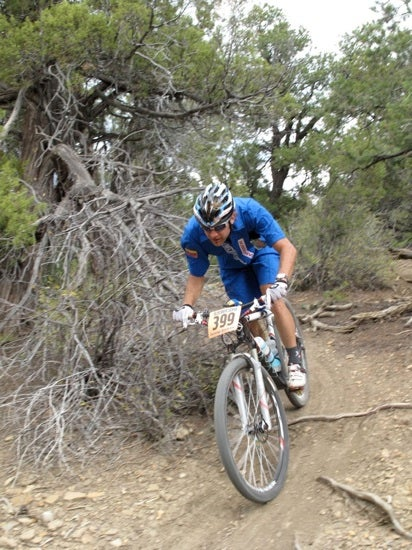 JHK at the 2009 SSWC in Durango, Cololorado. This year's race is in New Zealand. Photo by Frank Mapel