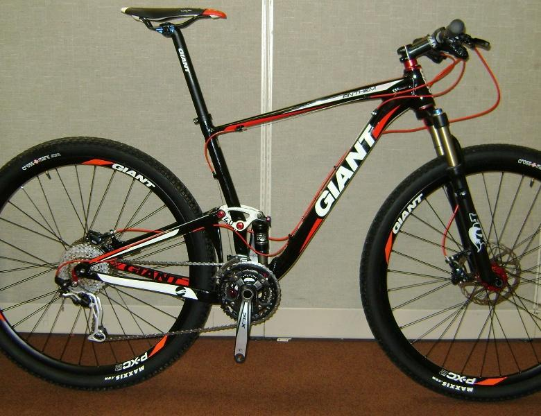 Giant recalls 2011 Anthem 29ers | VeloNews.com