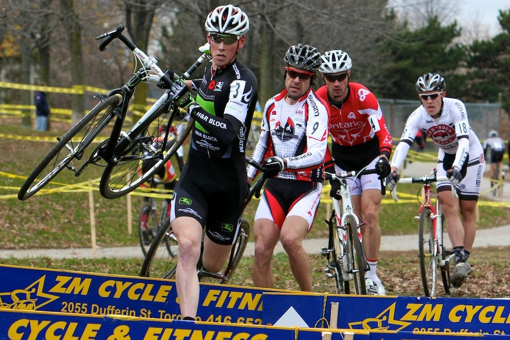 Wendy Simms Chris Sheppard Win Canadian Cyclocross Crowns Velonews Com