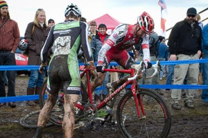 2010 U.S. cyclocross nationals, Todd Wells and Jeremy Powers