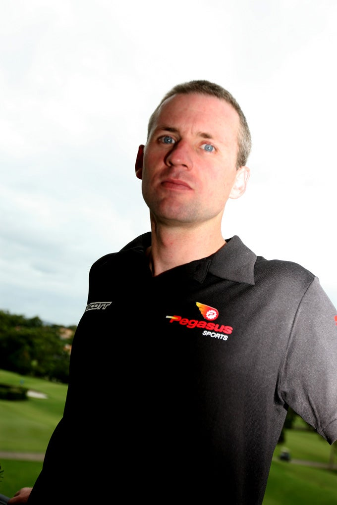 Pegasus Sports' team owner and CEO, Chris White