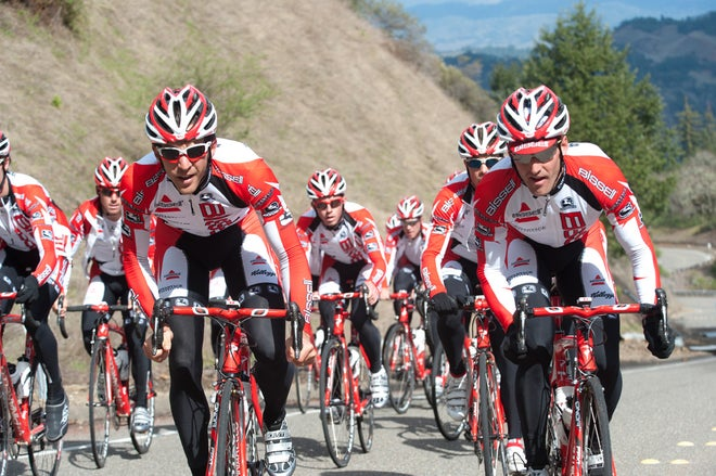 Bissell Pro Cycling Team, 2011 Training Camp