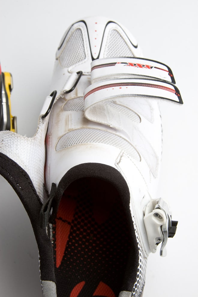 Bontrager RXXXL Road Shoes - Tern of the Wheel: Great ...