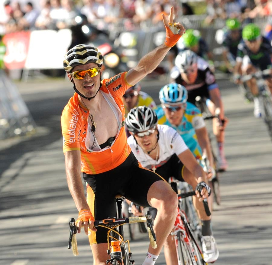 Chris Horner Wins Tour of Spain