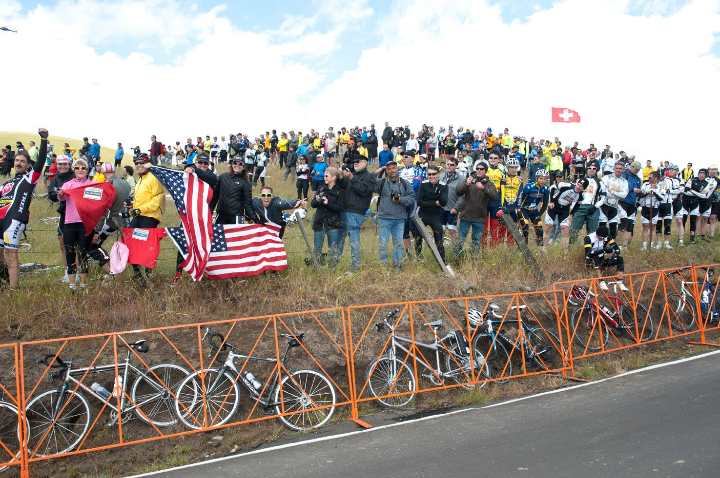 2011 Amgen Tour of California, stage 4, Casey B. Gibson gallery