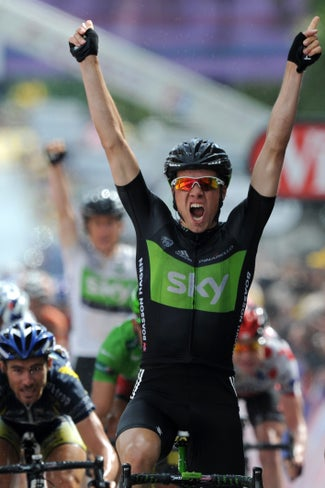 2011 Tour de France, stage 6: Edvald Boasson Hagen win