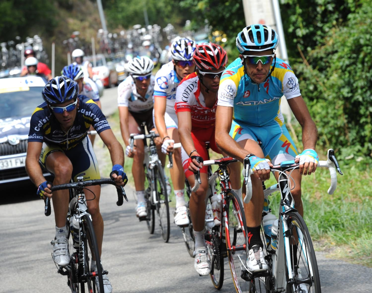 Greipel denies Cavendish, wins stage 10 of the 2011 Tour ...
