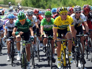 2011 Tour de France, stage 15: Voeckler