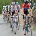 Moncoutie wins mountaintop stage at Vuelta, Wiggins takes the lead