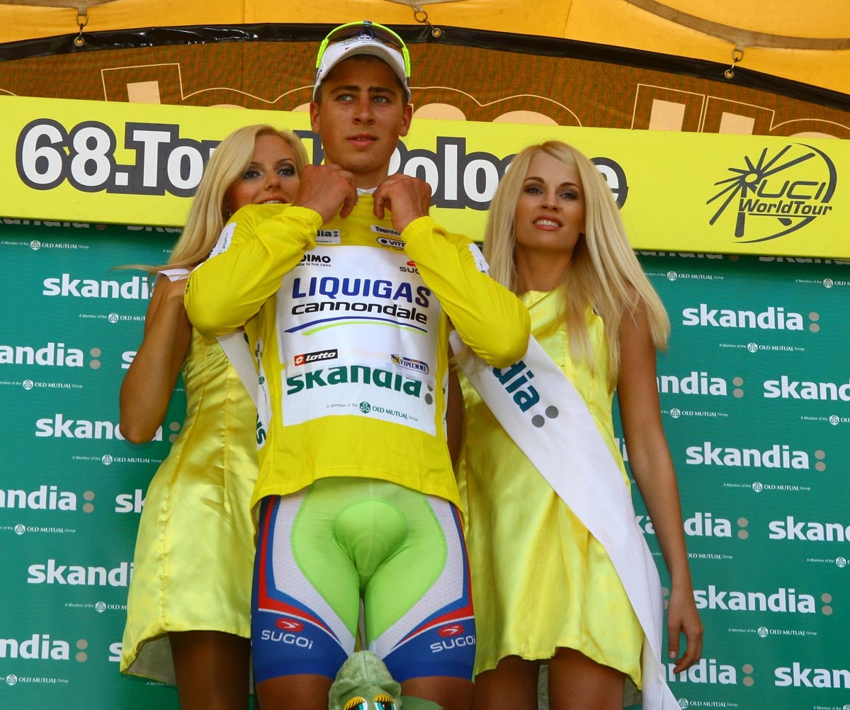 Sagan takes charge of Polish tour with stage win ...