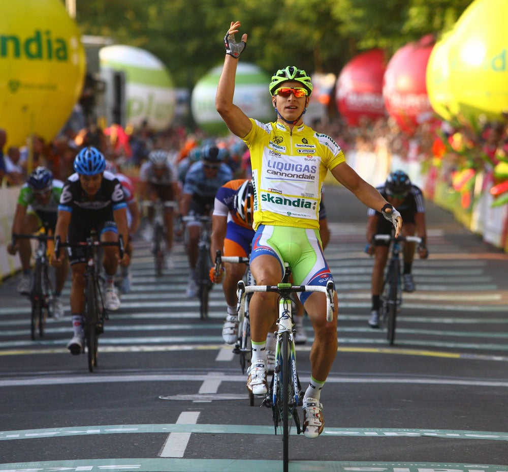 2011 Tour of Poland results, stage 5 – VeloNews.com