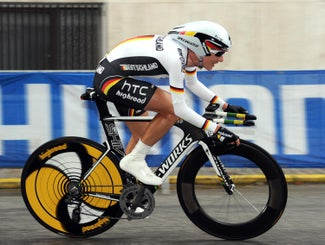 2011 UCI World Road Championships, women's elite time trial