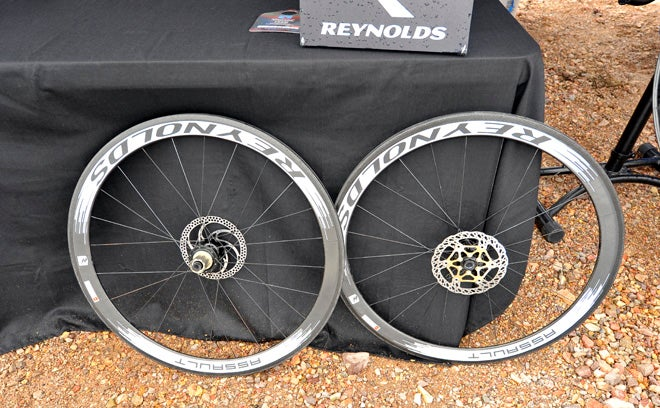 2011 Interbike Outdoor Demo