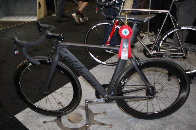 Nick Legan\'s best in show from the North American Handmade Bicycle ...