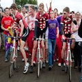 62nd annual Little 500 sees unique, rowdy racing