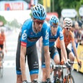 Updated list of abandons after stage 6 in the 2012 Tour de France
