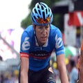 Ryder Hesjedal makes early, unhappy visit to Paris after abandoning Tour