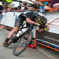 2012 USA Pro Challenge: a hard course made more difficult by aggressive racing
