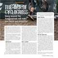 From the pages of Velo: The Art of Cyclocross