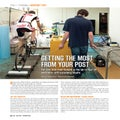 From the pages of Velo: Getting the most from your post