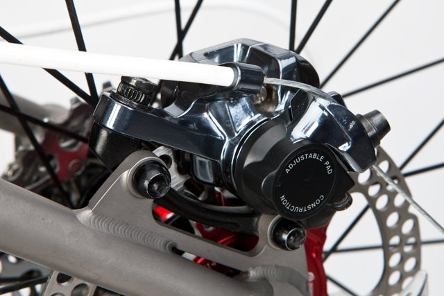 Reviewed Shimano Cx75 Disc Calipers Are Light And