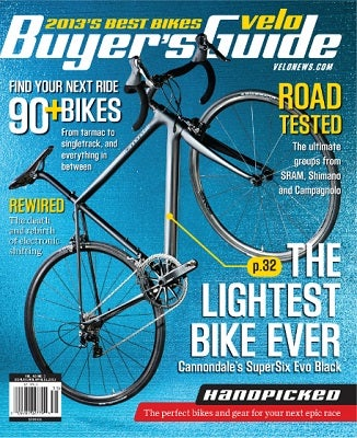 velo magazine 2013 buyer s guide velonews com rh velonews com velonews buyers guide 2016 Velo Historical Newspaper