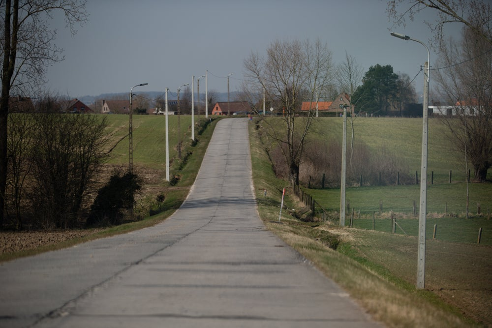 Climbs of the 2013 Tour of Flanders