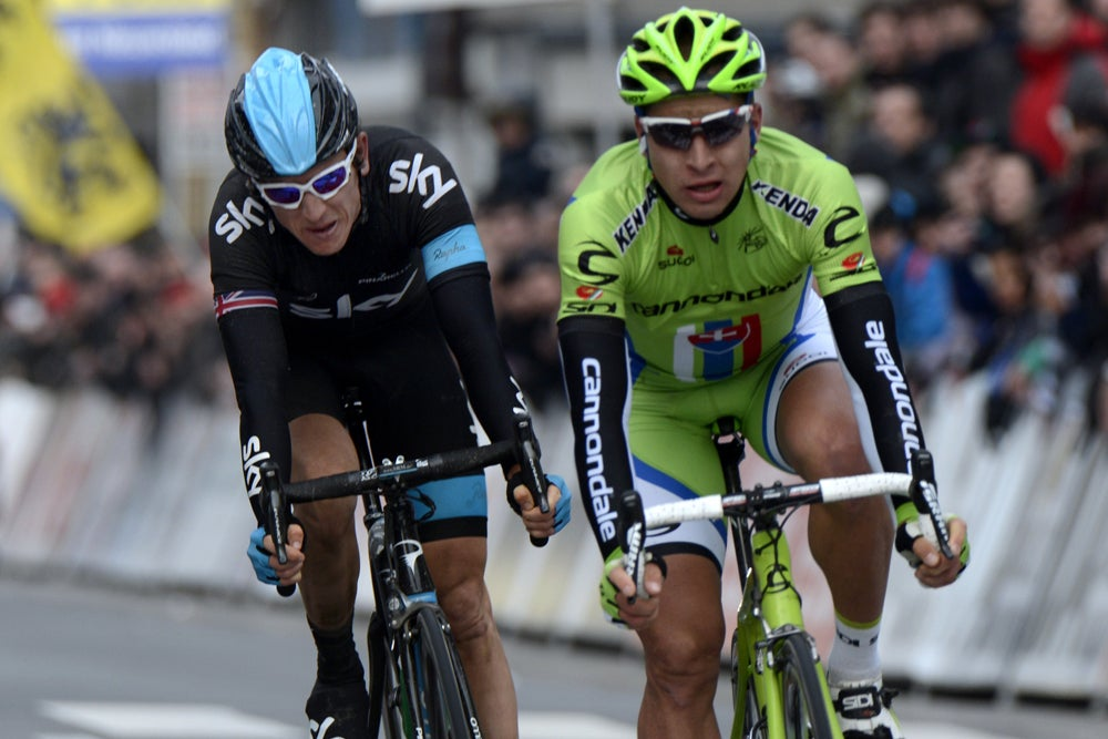 Can Geraint Thomas win Flanders? He doesn't see why not