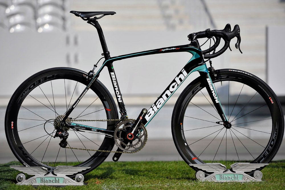 Bianchi's partnership with carbon developer may take some bumps out of your road