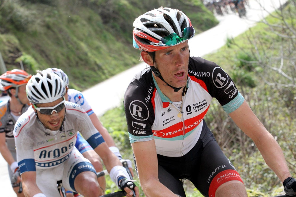 Schleck: 'I cannot dream of winning the Tour this year'