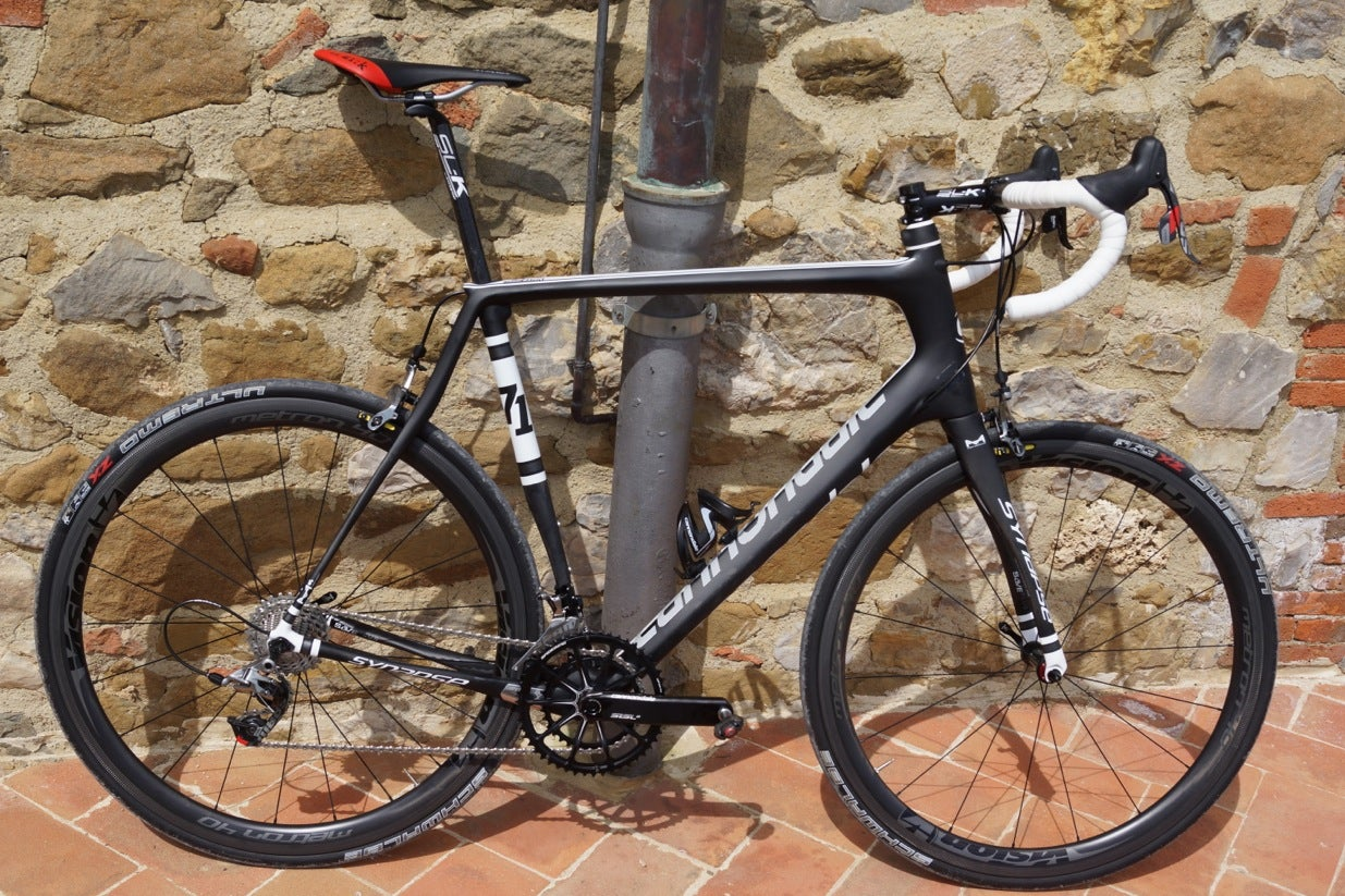 Cannondale Synapse Hi-Mod: A comfortable racing bike in an endurance frame