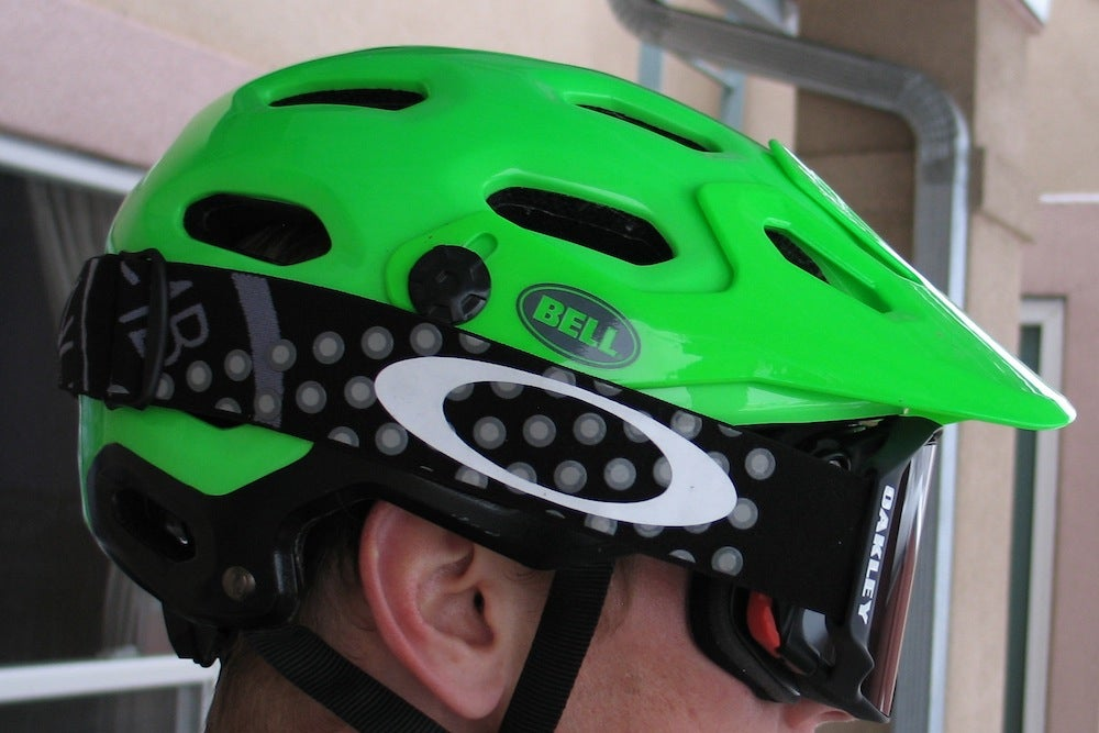 56eed0eaa1 The Bell Super  A helmet meant for the specialists – VeloNews.com