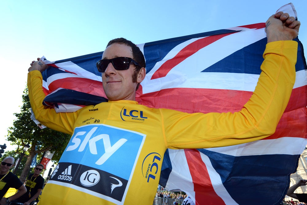 Wiggins Says of This Year's Tour de France