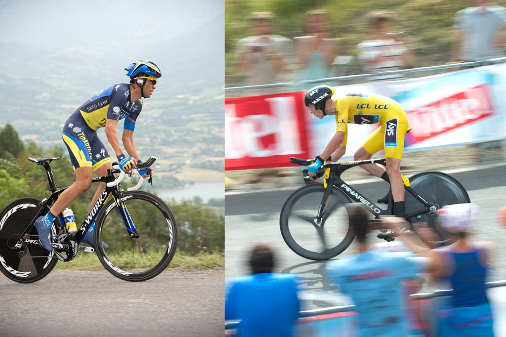 Tour Tech: How bike change strategy shaped the stage 17 time trial