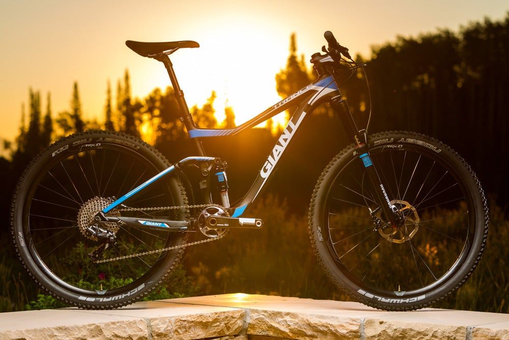 Giant goes all-in with 27.5-inch wheels in 2014 off-road line