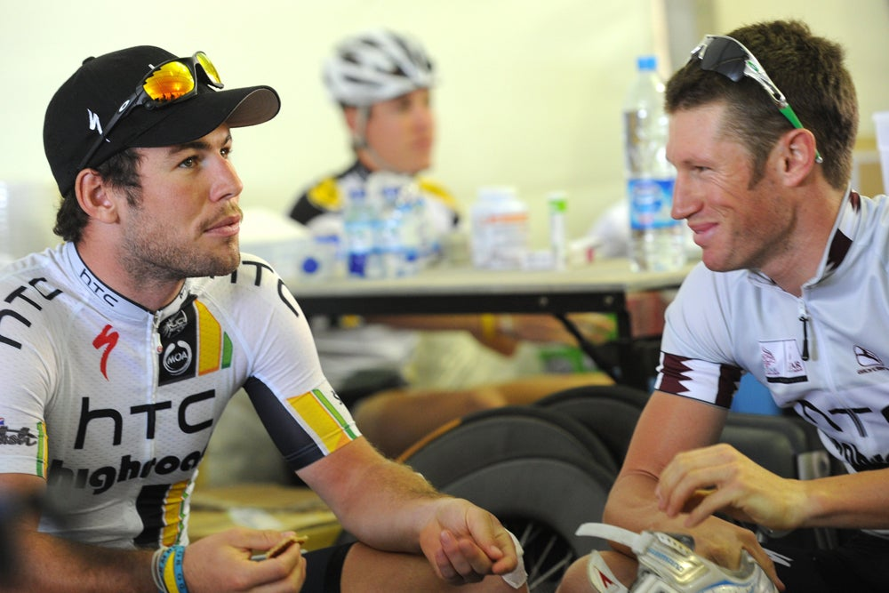 Omega Pharma signs Renshaw, Uran through 2015