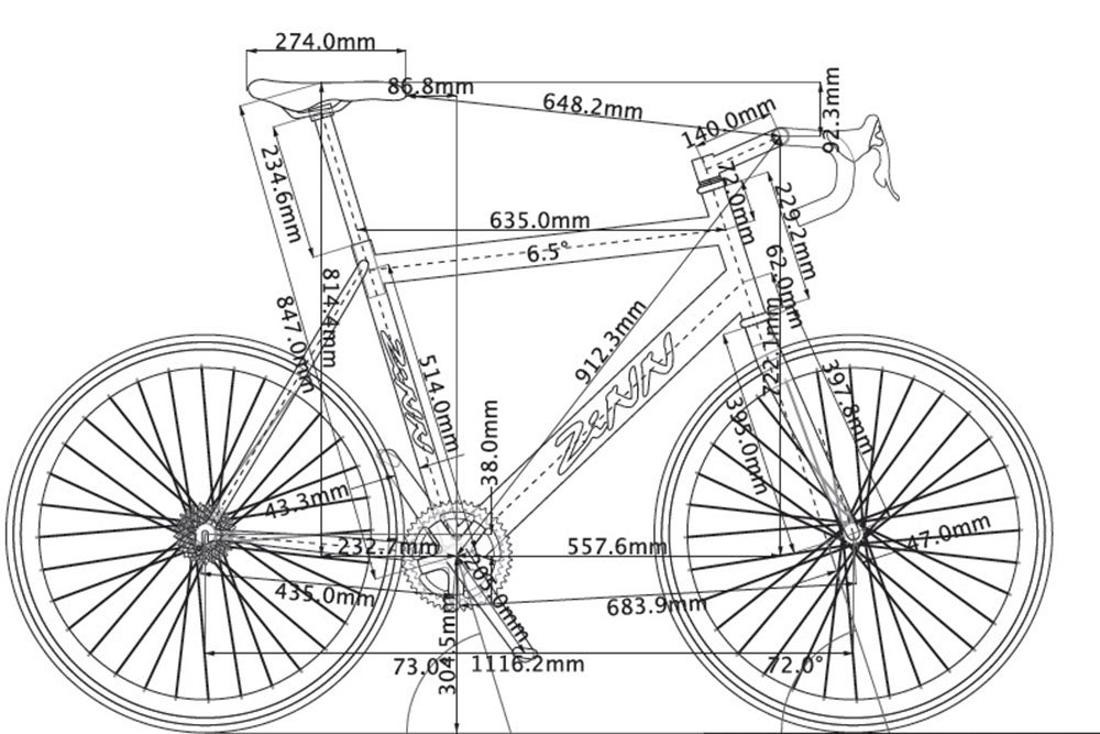 Technical FAQ: Designing frames and components for big riders ...