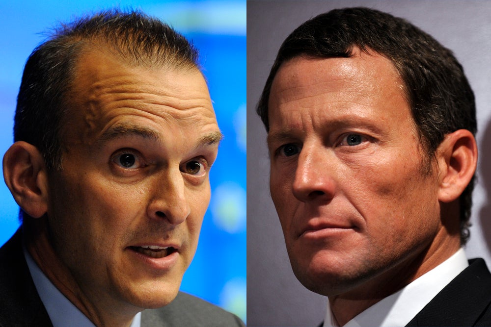 Excerpt: USADA Chief Travis Tygart shares his perspective on cycling