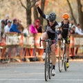 Shawn Milne, Laura Van Gilder win day 2 of Cycle-Smart International