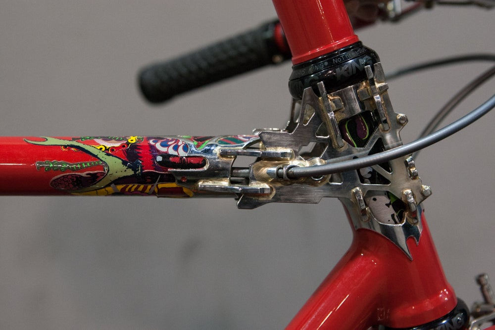 Gallery: Striking paint jobs at the North American Handmade Bicycle ...