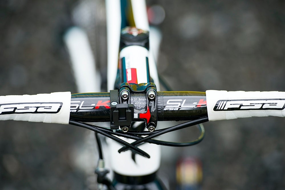 Pro Bike Gallery Michele Scarponi On A New Specialized At