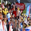 Five battle for two podium spots in Tour's final week
