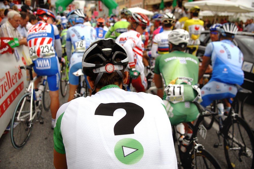 Your name here — improving sponsorship opportunities in pro cycling